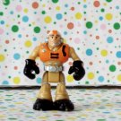 Fisher Price Rescue Heroes Micro A.R.C.C  Playset Figure