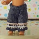 Barbie Happy Family Baby Friends 1st Birthday Girl Doll Pants