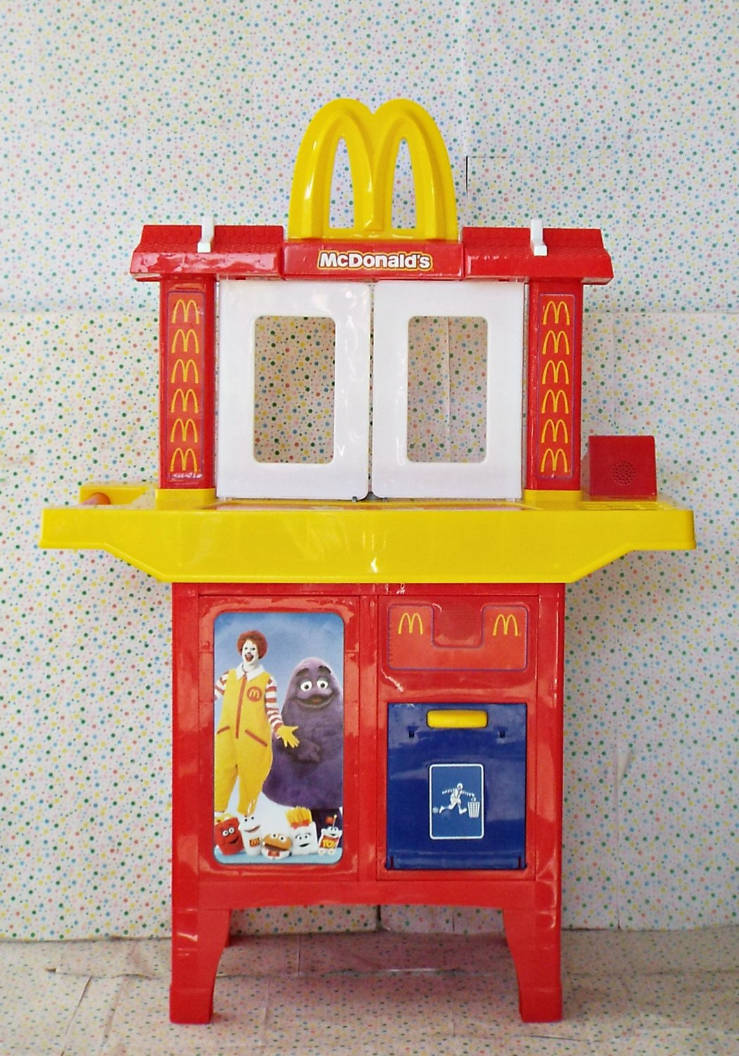 Mcdonalds Toy Kitchen Uk