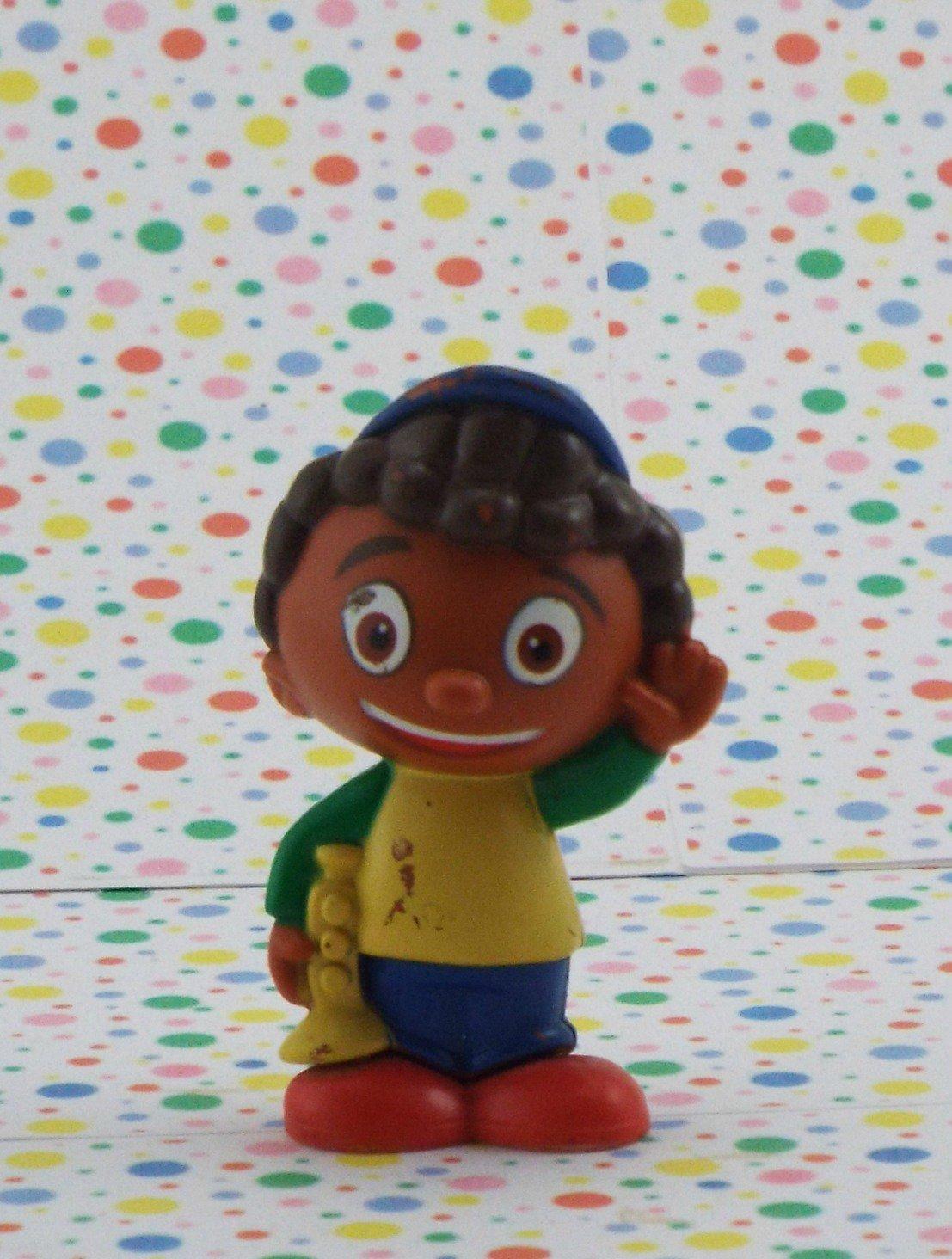 *9/15*SOLD~Disney Little Einsteins Pat-Pat Rocket Quincy Figure