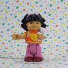 Fisher Price Little People Play N' Go Campsite Sonya Lee