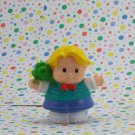 Fisher Price Little People Tippity Top Egg Easter Eddie