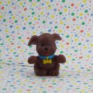 Fisher Price Little People Hanukkah Brown Puppy Dog Part