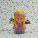 Fisher Price Little People Maiden Mary Lil Kingdom Girl Part