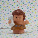 Fisher Price Little People Baby Dinoland T-Rex Caveman