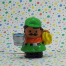 Fisher Price Little People Take-Along Zoo Zookeeper
