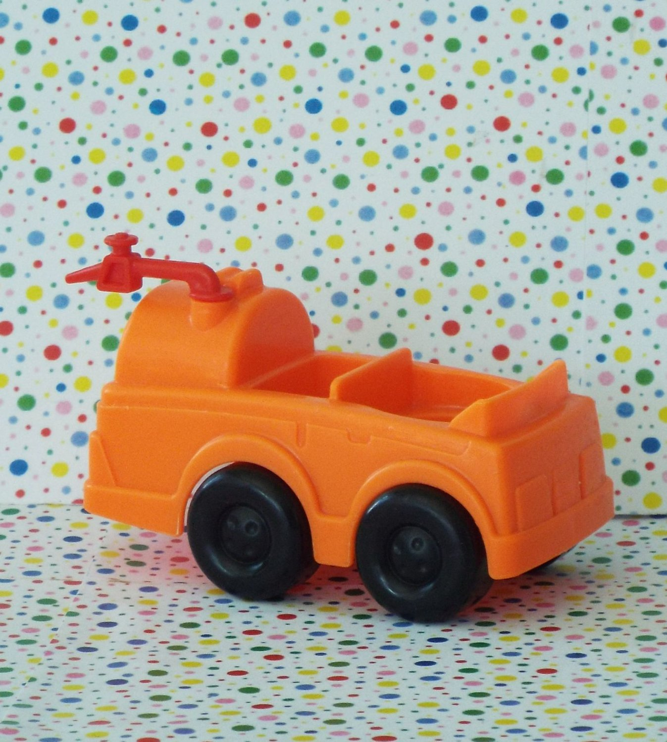 Fisher Price Little People Adventure Airlines Fuel Truck