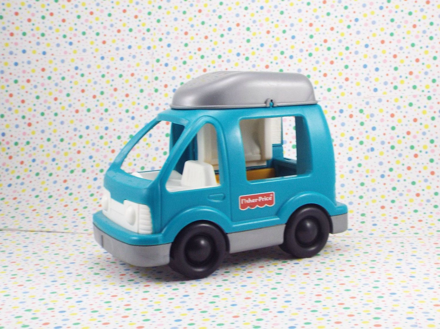 Fisher Price Little People 2-In-One Camper Fisher-Price #2509