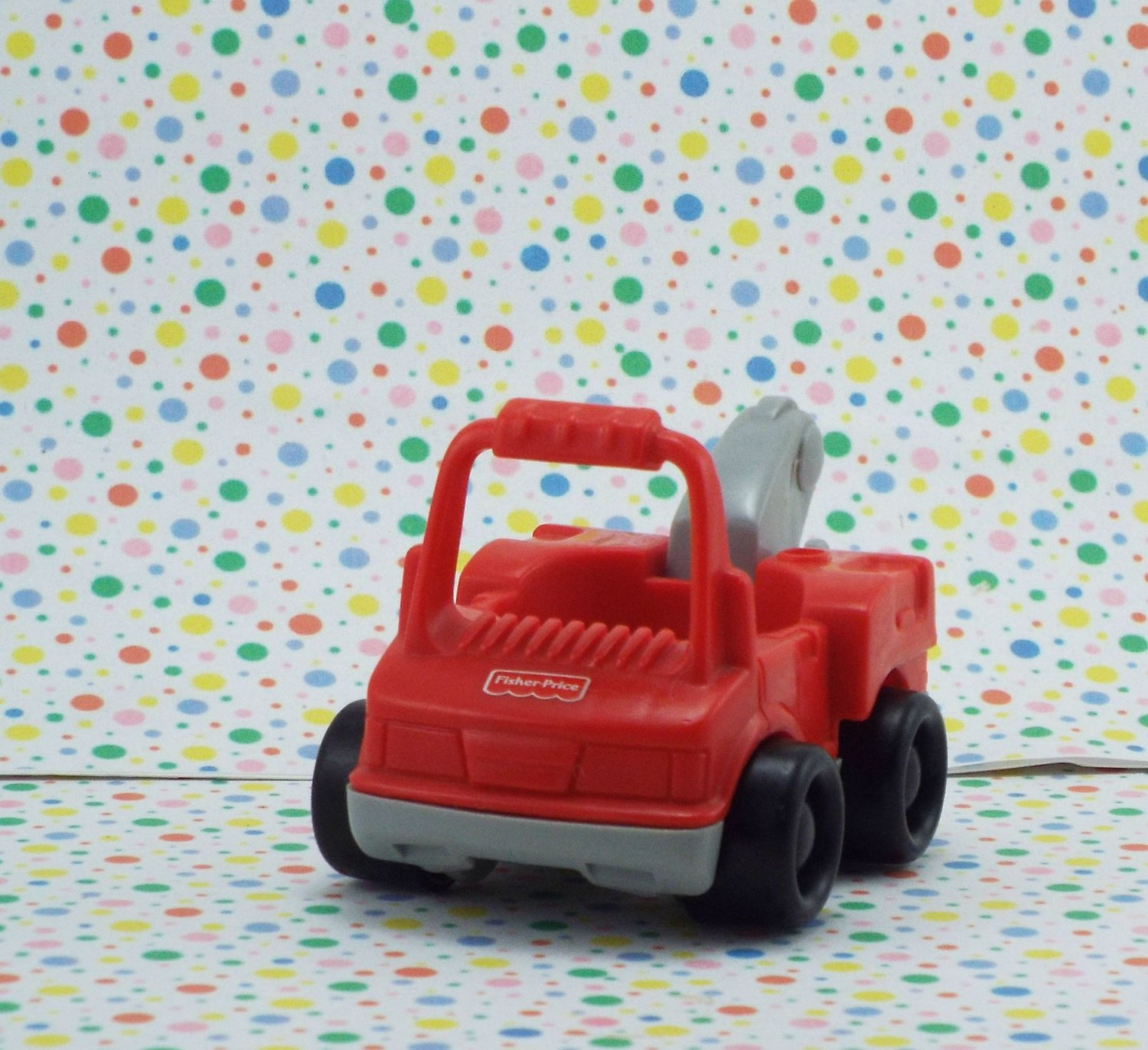 Fisher Price Little People Tow and Go Truck