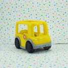 Fisher Price Little People Neighborhood Vehicles School Bus