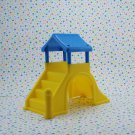 Fisher Price Little People Time To Learn Preschool Playground Slide Part