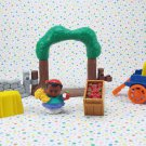 Fisher Price Little People Animal Sounds Tractor Accessories Parts