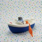 Fisher Price Little People Petmobiles Boat and Seal