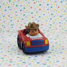 Fisher Price Little People Wheelies Play n' Go Construction Site Truck Part