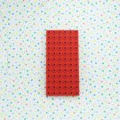 Lego Duplo Building Plate Duplo Base Red