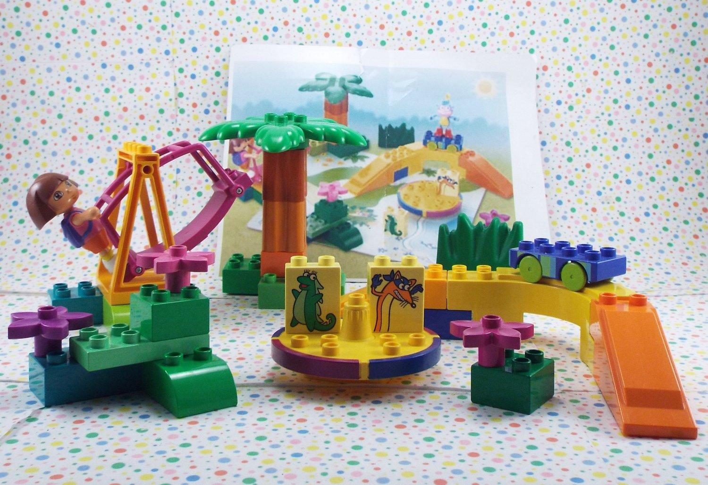 Lego Duplo Dora the Explorer Boots Play Park
