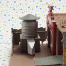 Disney Cars Radiator Springs Curio Shop Water Tower Replacement