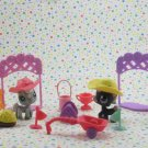 Littlest Pet Shop Raceabout Ranch LPS