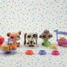 Littlest Pet Shop Humble Pie Bakeshop LPS