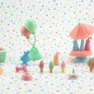 Littlest Pet Shop Balloons and Treats Party Parts Lot LPS