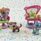 Littlest Pet Shop Pet Styles Salon Playset LPS