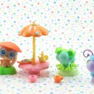 Littlest Pet Shop Garden Get Together Playset  LPS