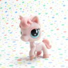 Littlest Pet Shop #592 Horse~Fanciest LPS PInk Horse
