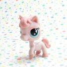 Littlest Pet Shop #592 Horse~Fanciest LPS PInk Horse
