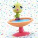 Littlest Pet Shop #595 Yellow Parakeet ~ LPS
