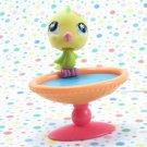 Littlest Pet Shop #595 Yellow Parakeet ~ LPS