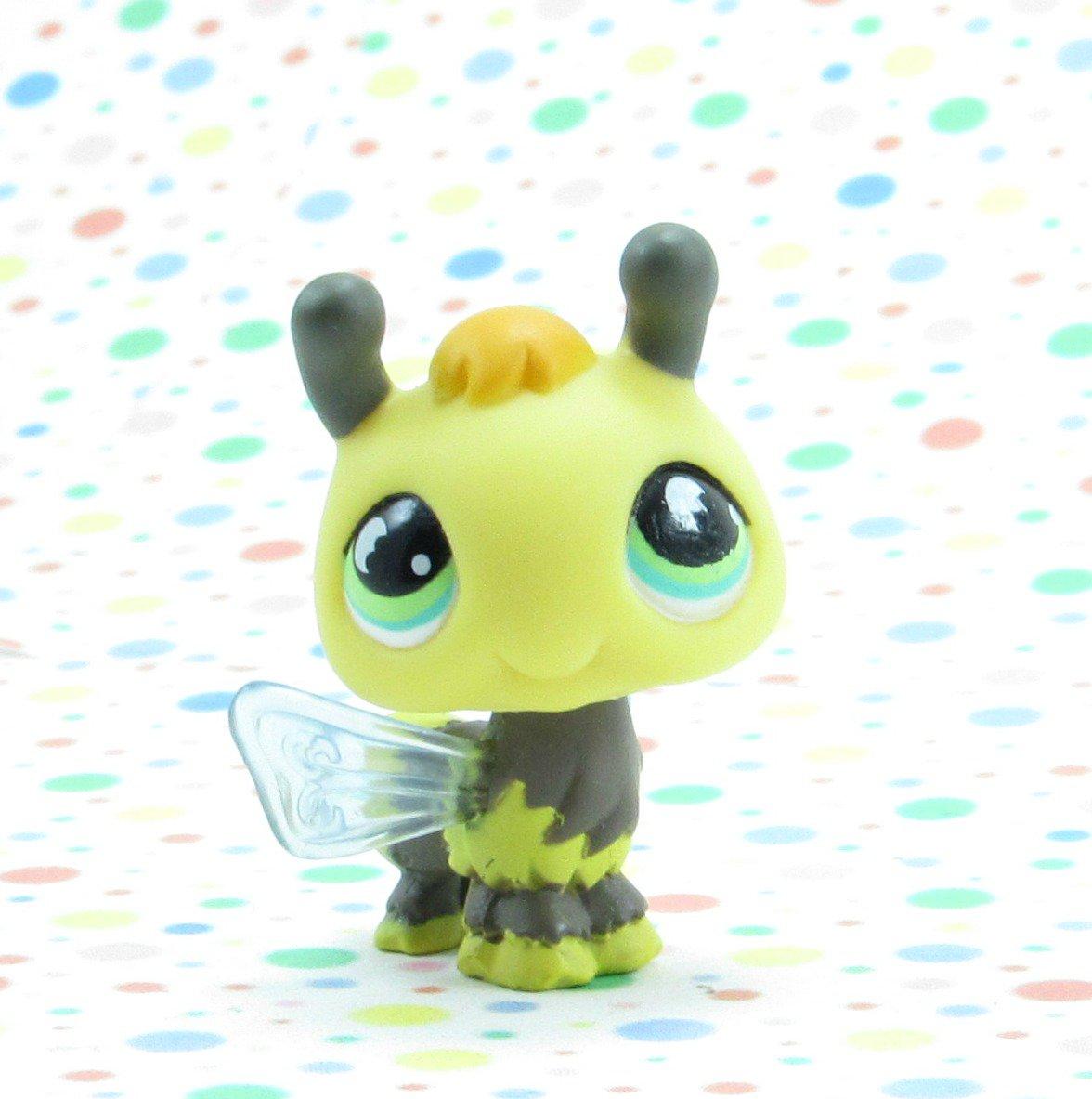 Littlest Pet Shop #813 Bee ~ LPS Hungriest Pets