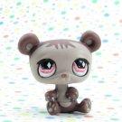 Littlest Pet Shop #594 Brown Panda ~ LPS Fanciest