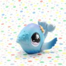 Littlest Pet Shop #824 Blue Whale Shimmer ~ LPS Messiest