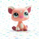 Littlest Pet Shop #1595 Humble Pie Bakeshop Pig ~ LPS
