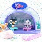 Littlest Pet Shop Light-Up Dome Wintertime Pals