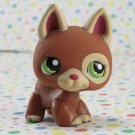 Littlest Pet Shop #1362 German Shepherd Dog ~ LPS Collector's Pack
