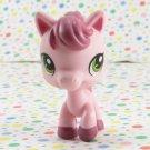 Littlest Pet Shop #1331 Pink Horse ~ LPS Barnyard Pets
