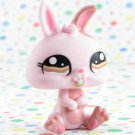 Littlest Pet Shop #1366 Pink Bunny Rabbit~ LPS Collector's Pack