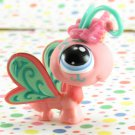 Littlest Pet Shop #1557 Butterfly  ~ LPS Postcard Pets LPS Triplets