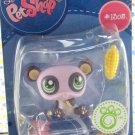 Littlest Pet Shop #1305 Purple Panda  ~ LPS Collector Pets