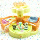 Littlest Pet Shop Teensiest Tiniest Dog Park Playset