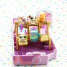 Littlest Pet Shop Teensiest Tiniest Happy Hamsters Playset