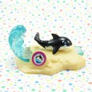 Littlest Pet Shop Sea World Baby Shamu ~Kenner