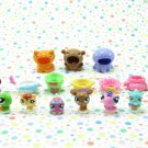 Littlest Pet Shop Teensiest Tiniest Pet Shop Intro Pack Series 1