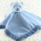 Tiddliwinks Blue Bear Blanket Bear Security Blanket Lovey