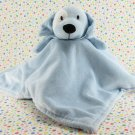 Nuby Blue Puppy Security Blanket Lovey