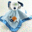 Circo Blue Puppy Sports Security Blanket Lovey