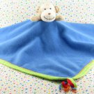 Baby Starters Blue Monkey Security Blanket Lovey