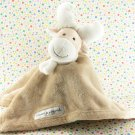 Blankets and Beyond Brown Reindeer Moose Security Blanket Lovey