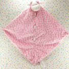 Angel Dear Pink Giraffe Security Blanket Lovey